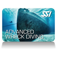 advanced wreck diving deep stop