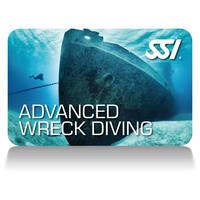 advanced wreck diving deep stop