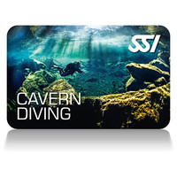 corso cavern diving deep stop