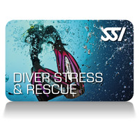 diver stress rescue deep stop
