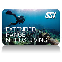 extended-range nitrox diving deep stop