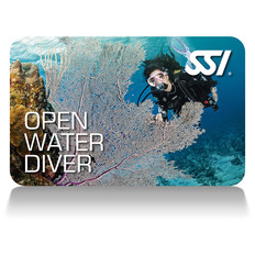 open water diver deep stop