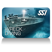 wreck diving deep stop