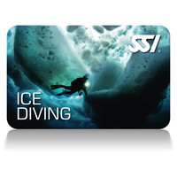 corso ice diving deep stop