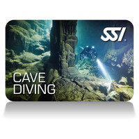 corso cave diving deep stop