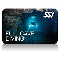 corso full cave diving deep stop