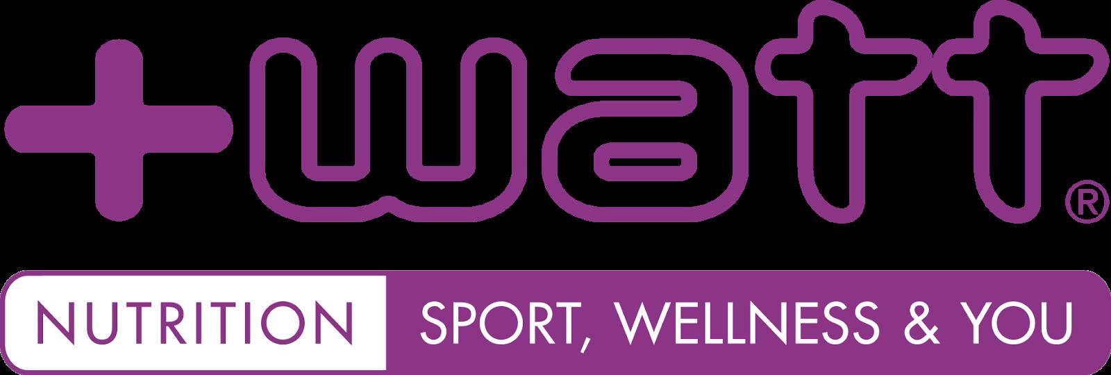 logo +WATT deep stop